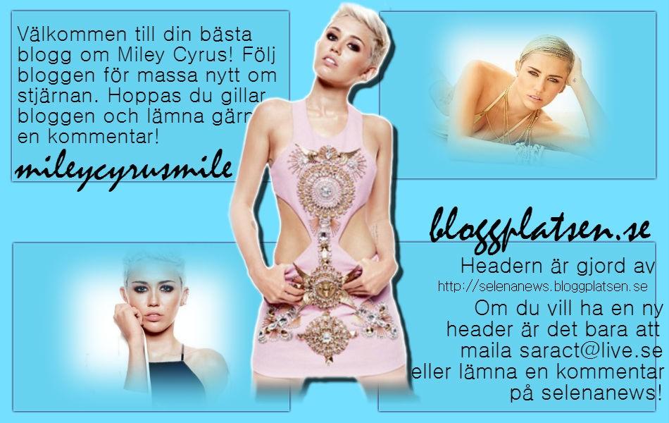 Din Bästa Källa för Miley Cyrus